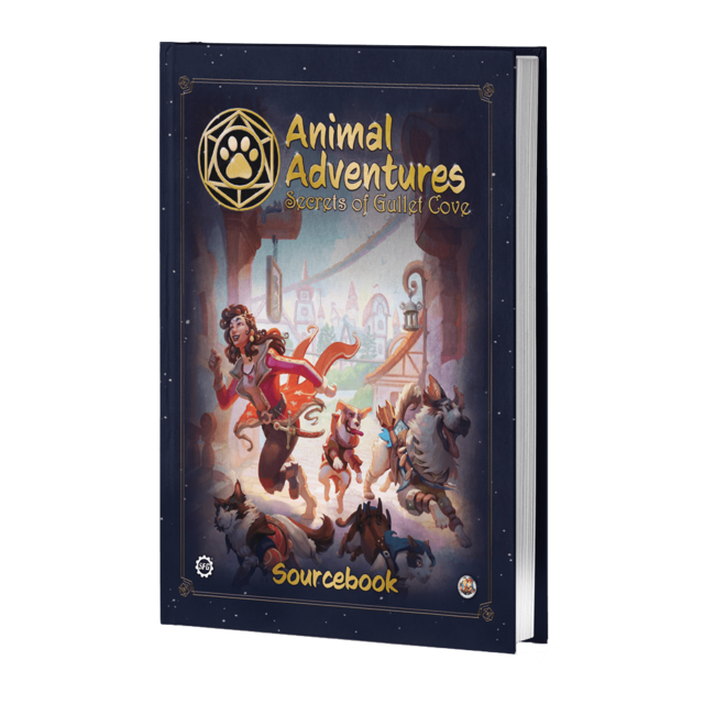 Animal Adventures - Secrets of Gullet Cove
