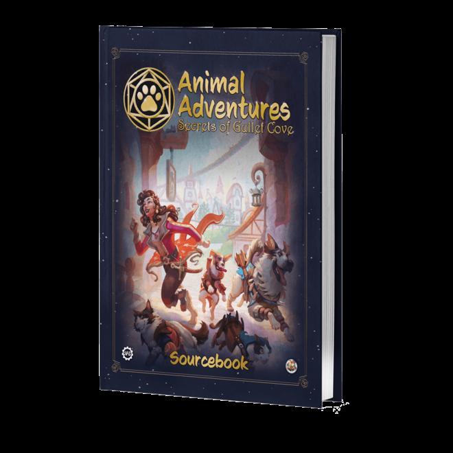 Animal Adventures RPG -  Secrets of Gullet Cove Sourcebook