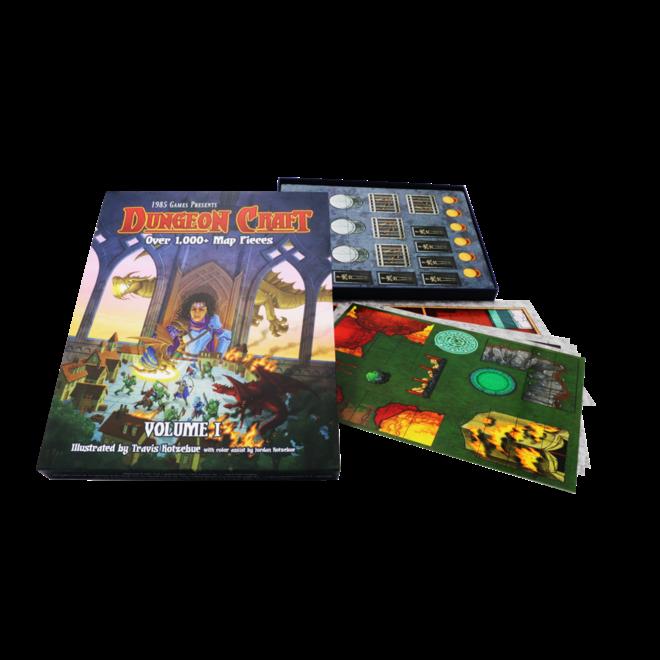 Dungeon Craft - Volume 1 Book