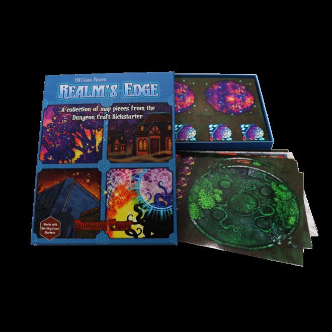 Dungeon Craft - Realms Edge Book