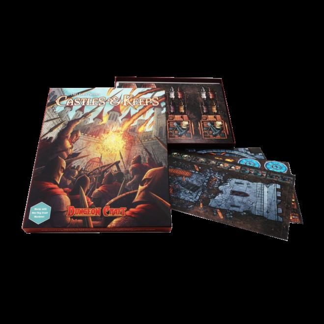 Dungeon Craft - Castles & Keeps Book