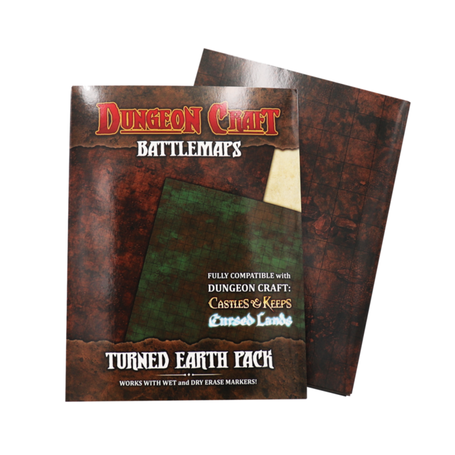 Dungeon Craft: Battle Maps - Turned Earth