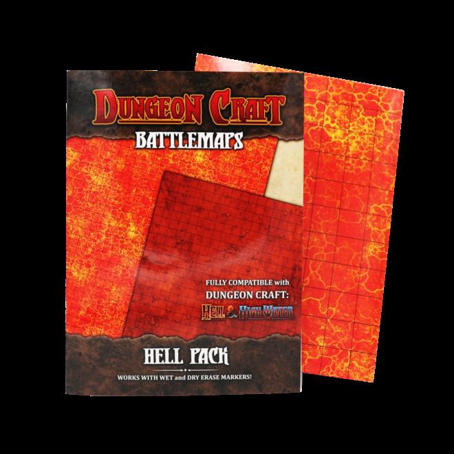 Dungeon Craft: Battle Maps - Hell