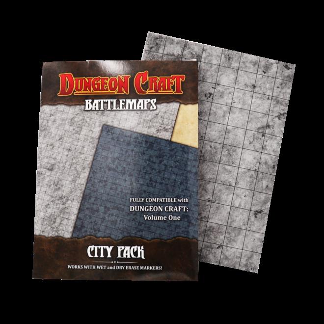 Dungeon Craft: Battle Maps - City