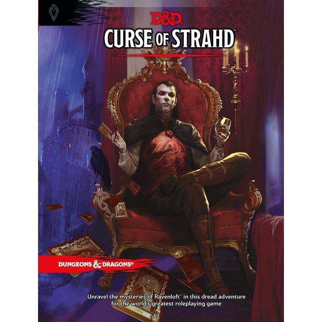 D&D: 5E - Curse of Strahd