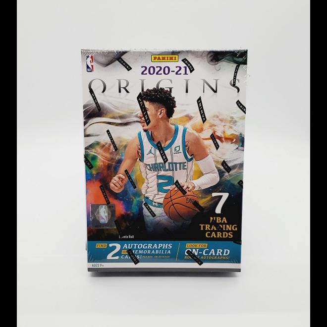 2020-21 Panini Origins Basketball Hobby Box