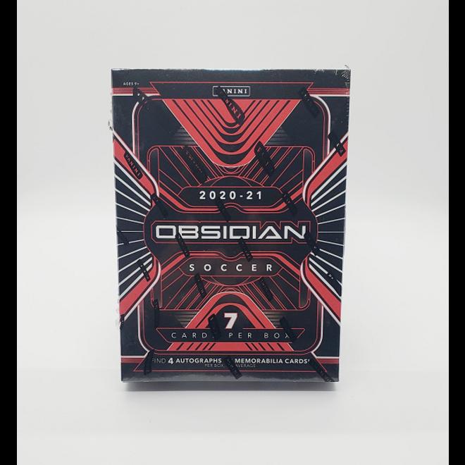 2020-21 Panini Obsidian Soccer Hobby Box