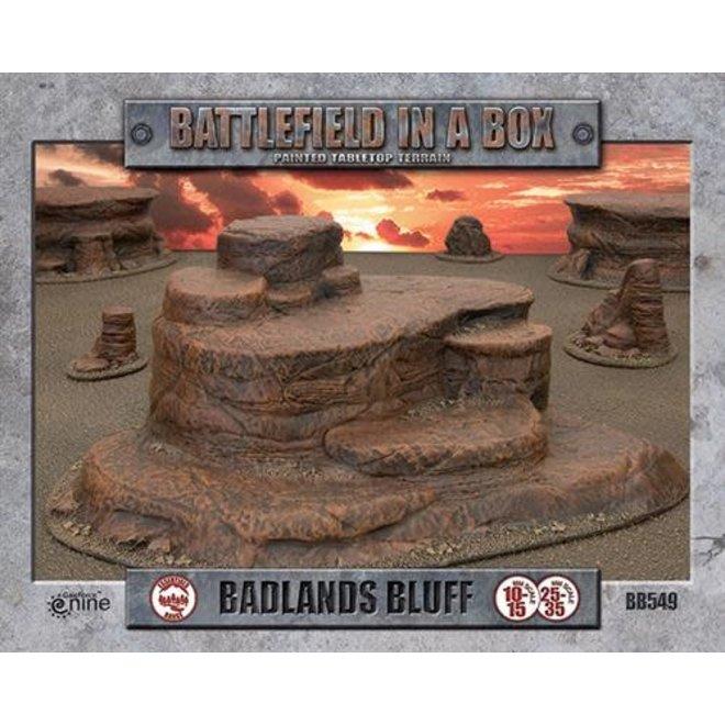 Badlands Bluff - Mars 30mm