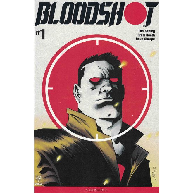 Bloodshot #1 (2019 Diamond Summit Ashcan)