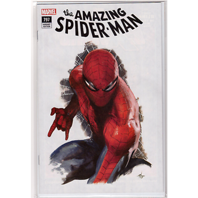 Amazing Spider-Man #797 (2018 Fan Expo variant)