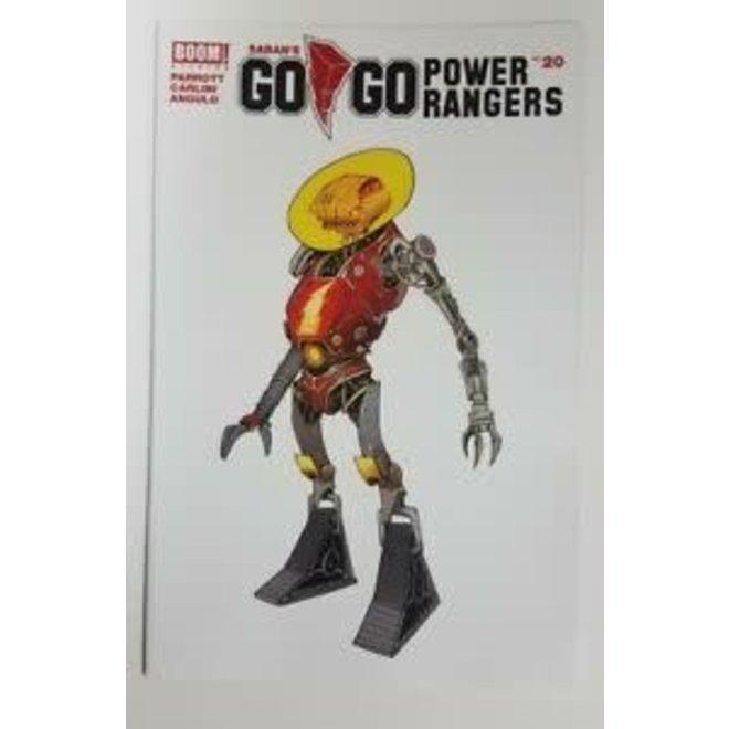 Go Go Power Rangers #20 (2019 Diamond Retailers)