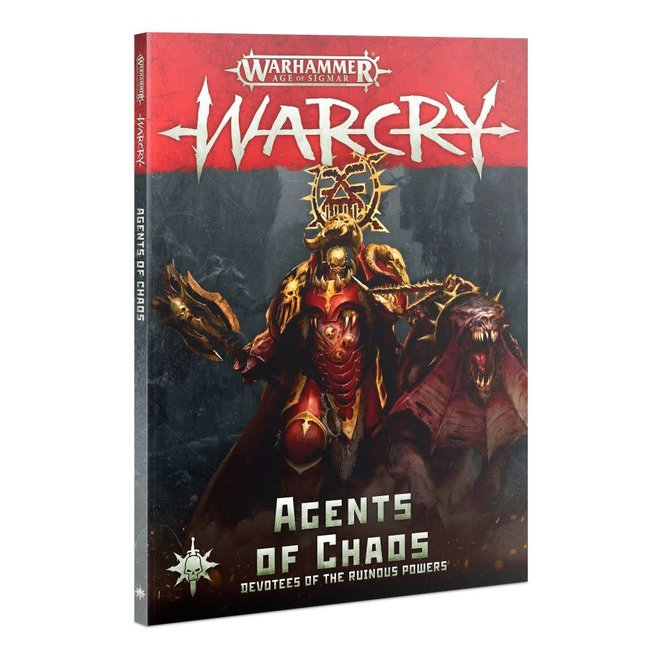 Warhammer Age of Sigmar: Warcry - Agents of Chaos Rulebook
