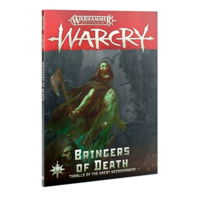 Warhammer Age of Sigmar: Warcry - Bringers of Death Rulebook