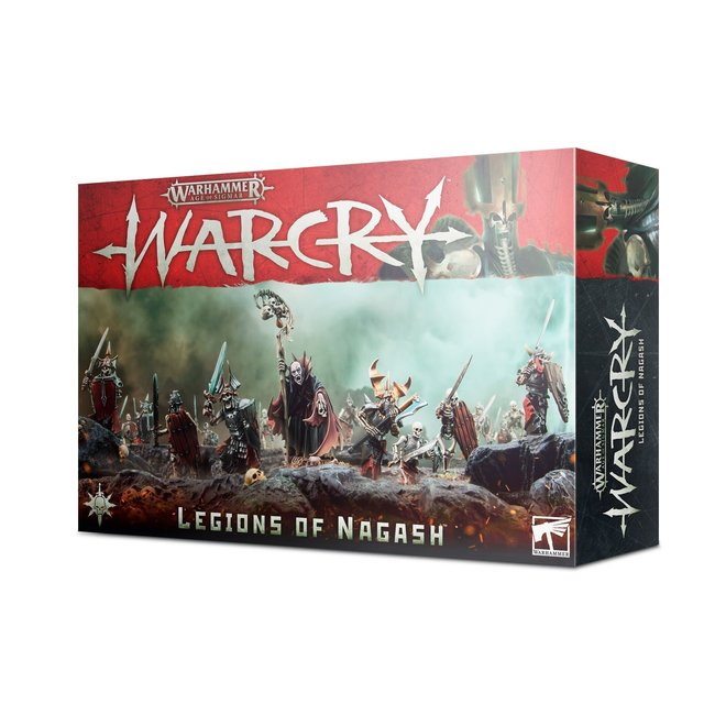 WHAoS: Warcry - Legions of Nagash