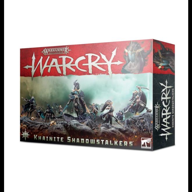 Warhammer Age of Sigmar: Warcry - Khainite Shadowstalkers Warband