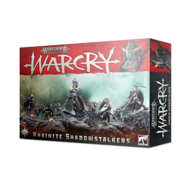 WHAoS: Warcry - Khainite Shadowstalkers