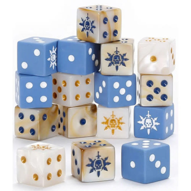 Warhammer Age of Sigmar: Warcry - Sentinels of Order Dice