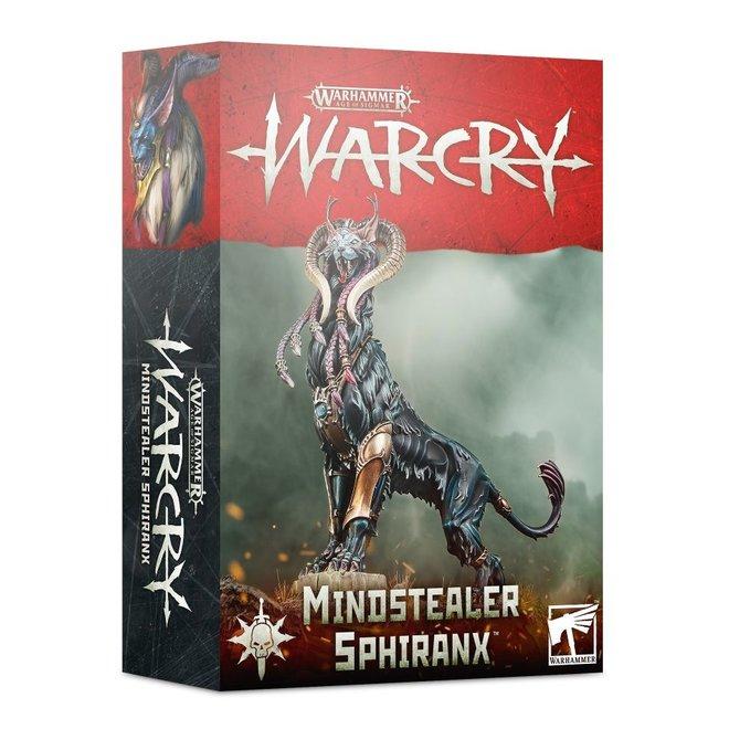 Warhammer Age of Sigmar: Warcry - Mindstealer Sphiranx