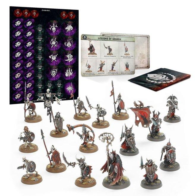 Warhammer Age of Sigmar: Warcry - Legions of Nagash Warband