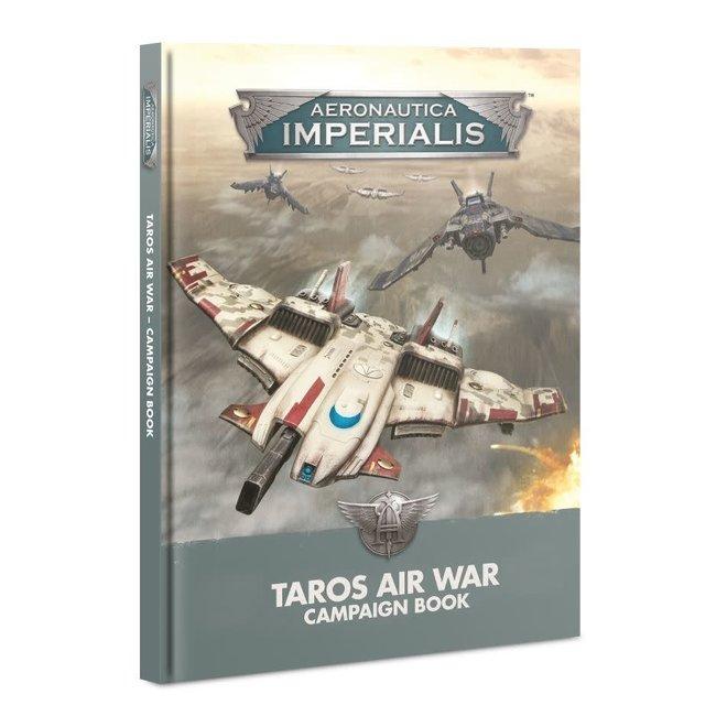 Warhammer 40,000: Aeronautica Imperialus - Taros Air War Campaign Book
