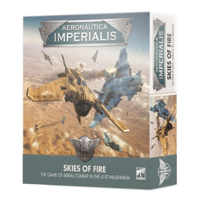 WH40K: A/I - Skies of Fire