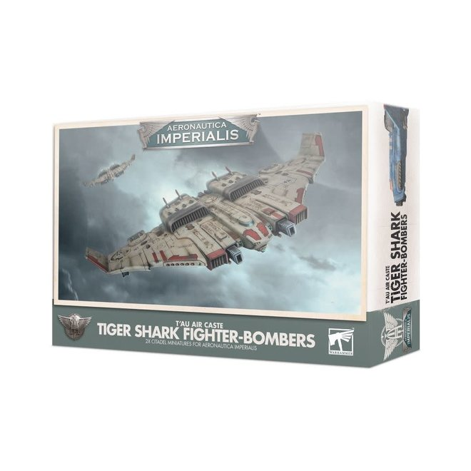 WH40K: A/I - T'au Tiger Shark Fighter-Bombers