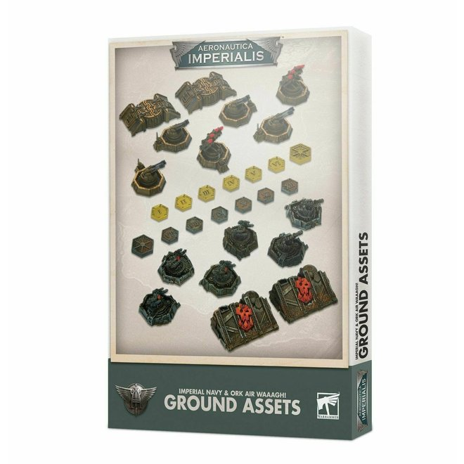 WH40K: A/I - Imperial & Ork Ground Assets