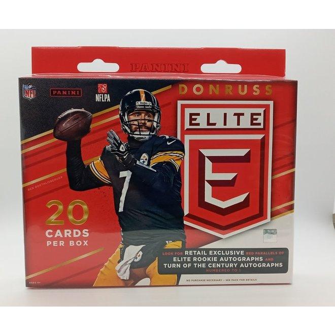 2016 Donruss Elite Football Hanger Box