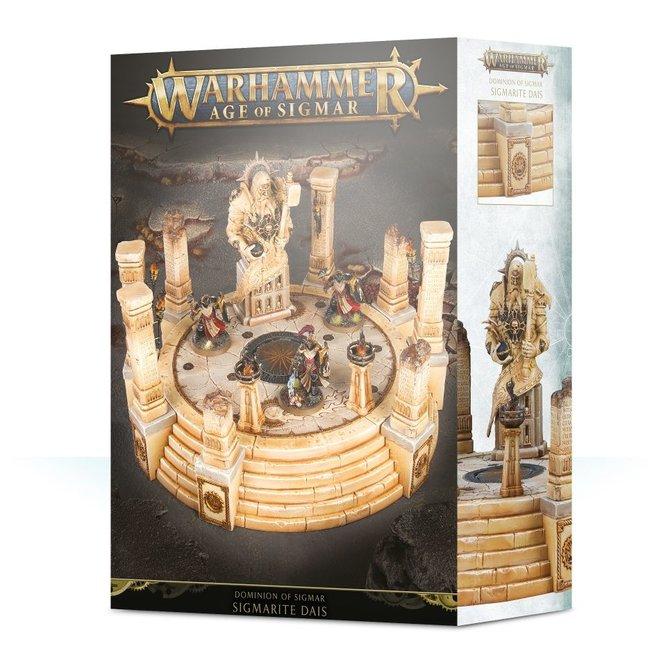 Warhammer: Age of Sigmar: Dominion of Sigmar - Sigmarite Dais