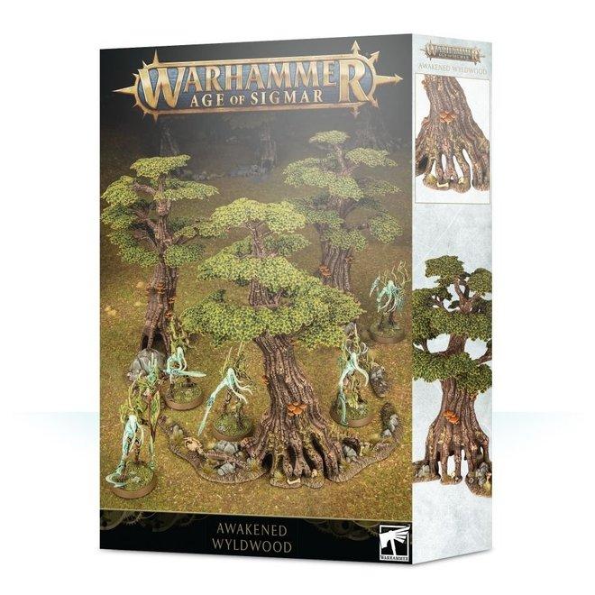 Warhammer: Age of Sigmar - Awakened Wyldwood