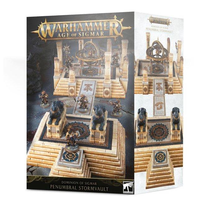 Warhammer: Age of Sigmar: Dominion of Sigmar - Penumbral Stormvault
