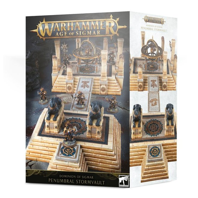 WHAoS: Dominion of Sigmar - Penumbral Stormvault