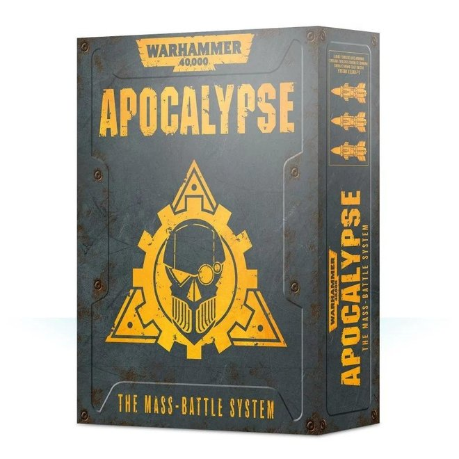 WH40K: Apocalypse - Command  Assets