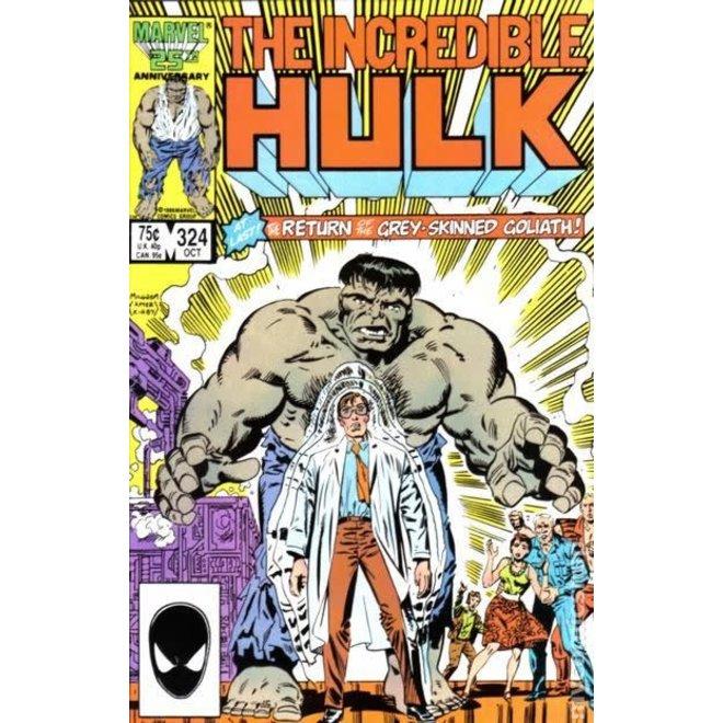 Incredible Hulk #324 (1986)