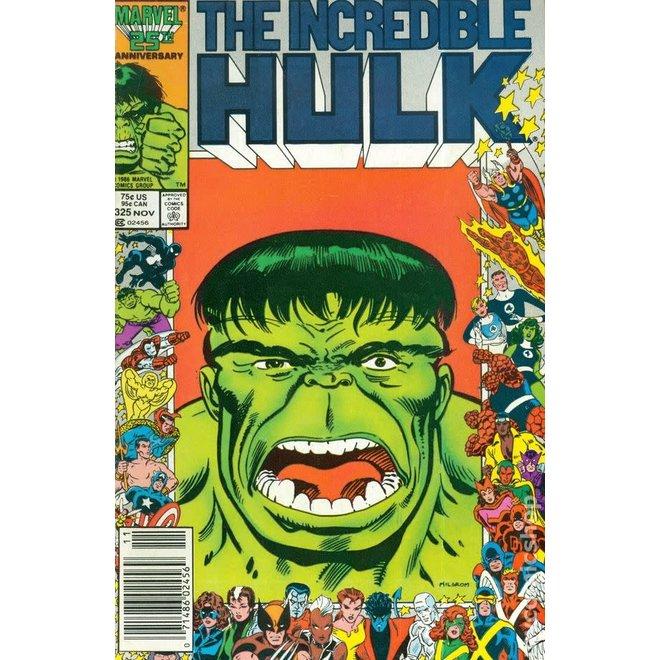 Incredible Hulk #325 (1986)