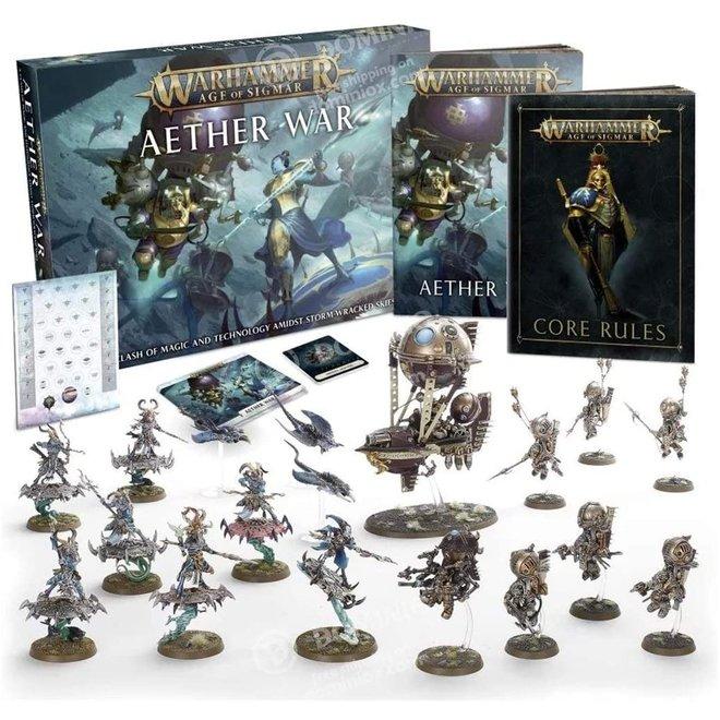 Warhammer: Age of Sigmar - Aether War