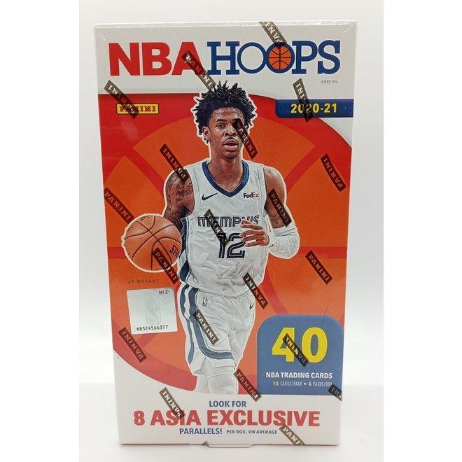 2020-21 Panini Hoops Basketball Asia T-Mall Box