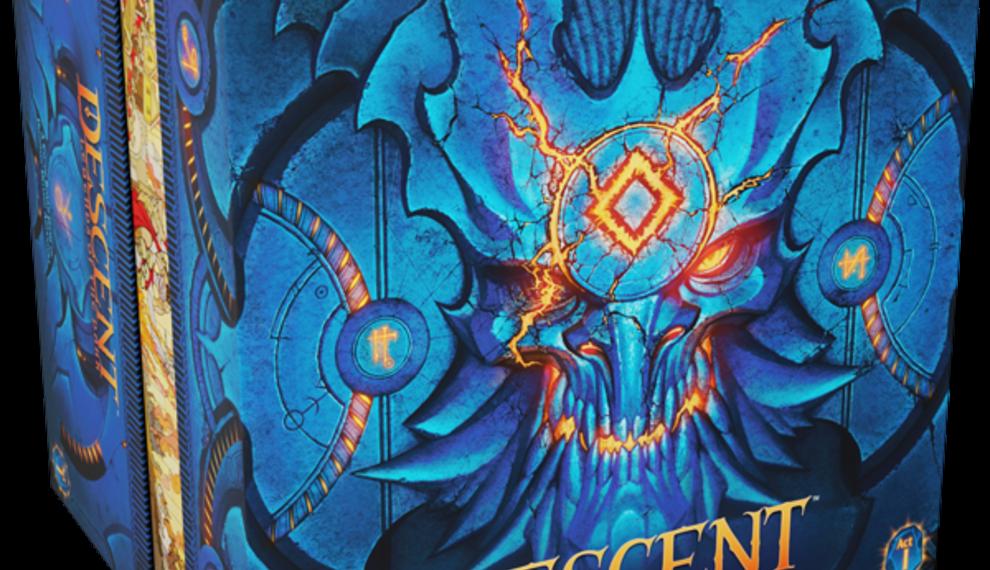 Pre Release   Descent: Legends of the Dark!