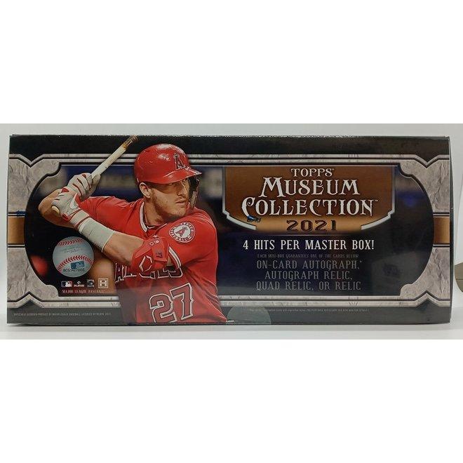 2021 Topps Museum Collection Baseball Hobby Box