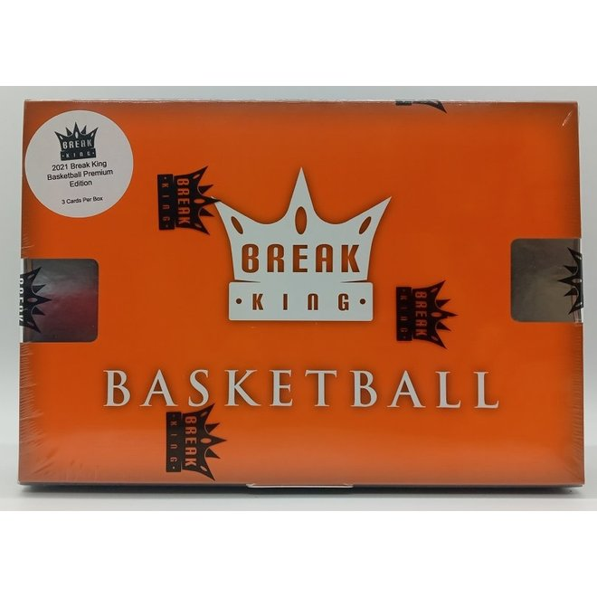 2021 Break King Basketball Premium Hobby Box