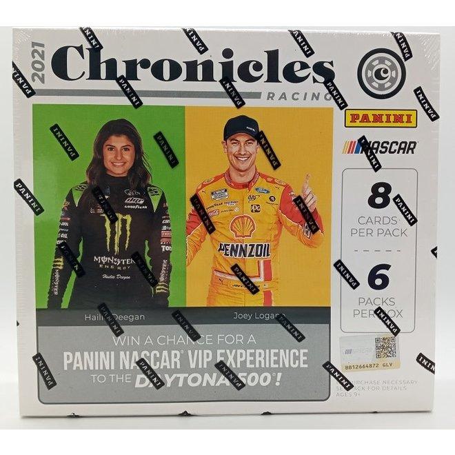2021 Panini Chronicles Racing Hobby Box