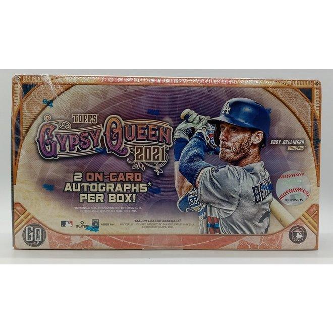2021Topps Gypsy Queen Baseball Hobby Box