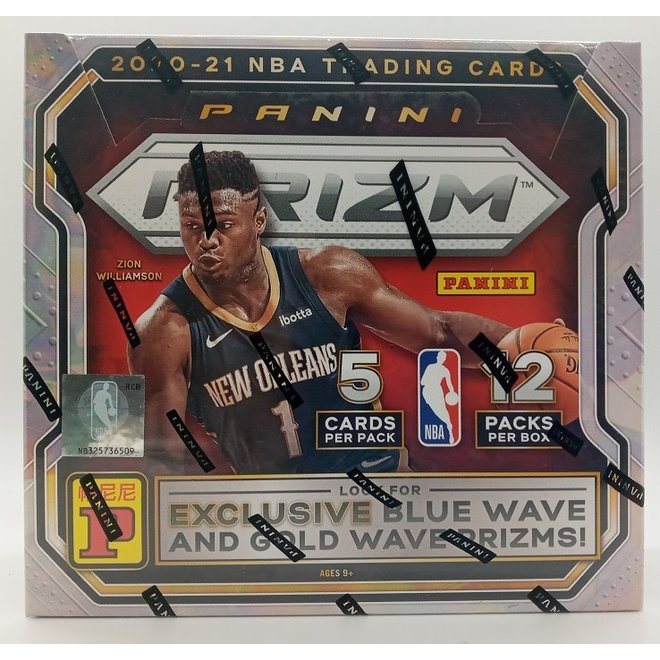 2020-21 Panini Prizm Basketball T-Mall Box