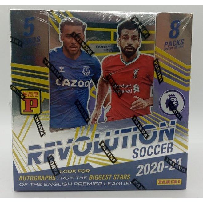 2020-21 Panini Revolution Soccer T-Mall Box