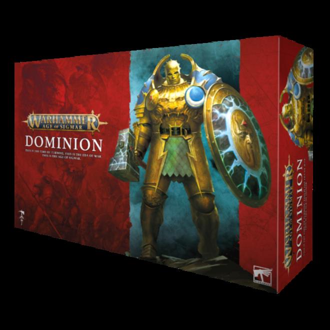 WHAoS - Dominion Box Set