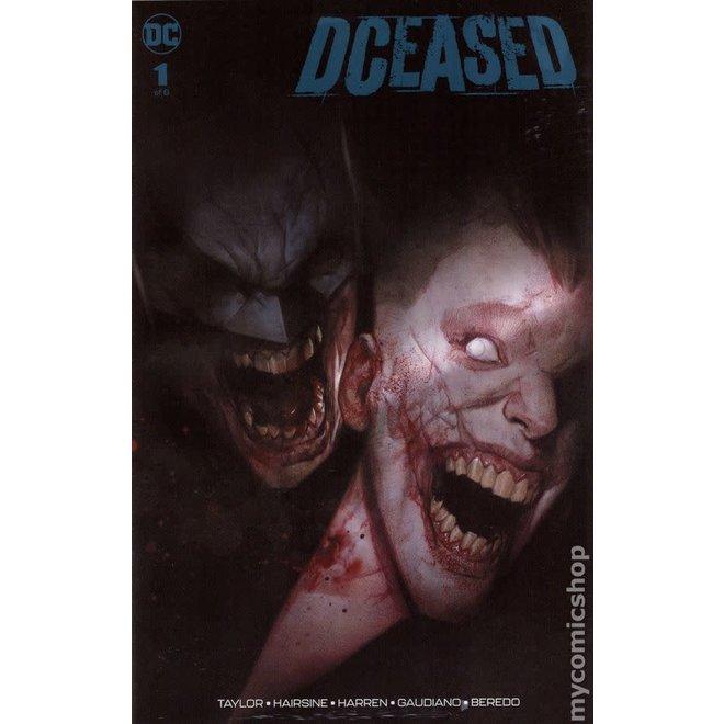 DCeased #1 (Oliver variant)