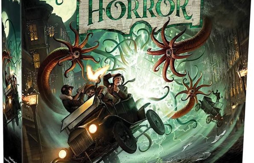 Board Game On | Spooky Game Arkham Horror!