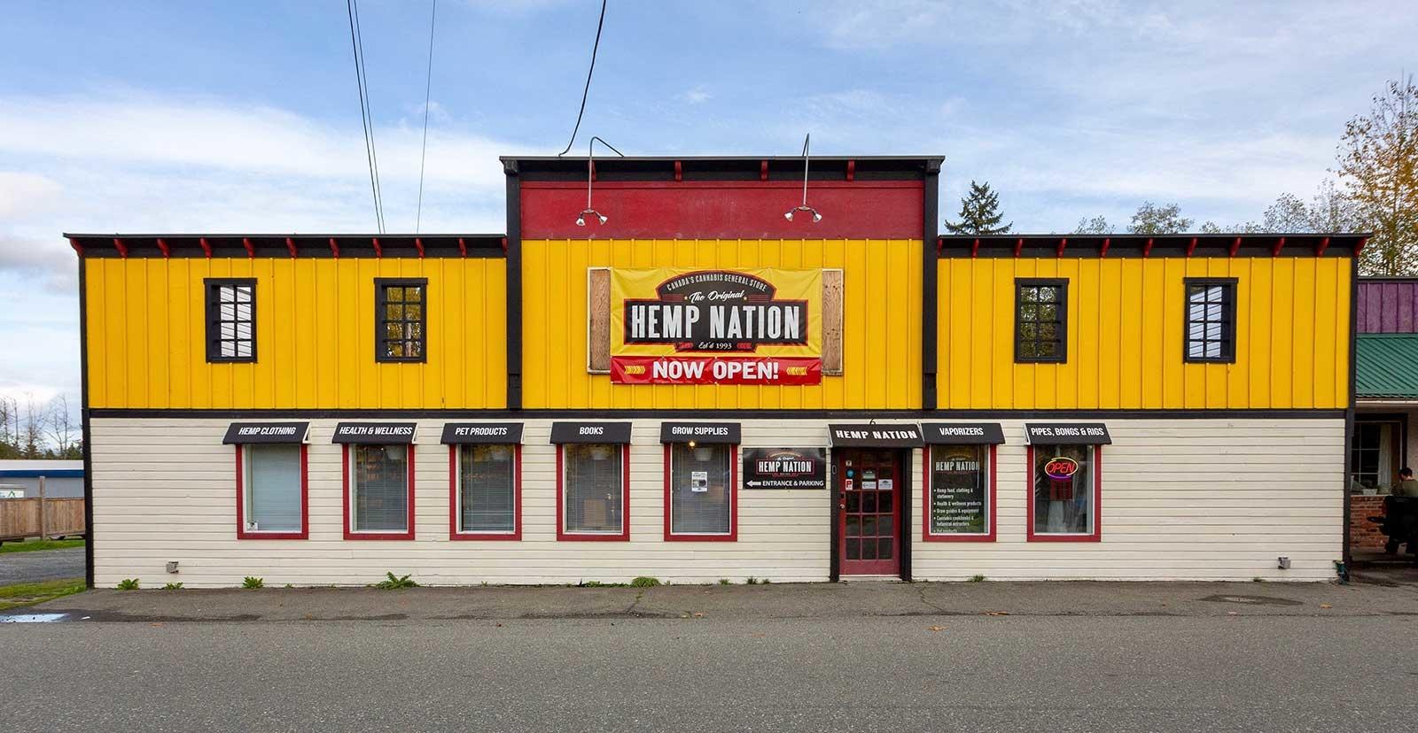 Hemp Nation, Duncan, BC