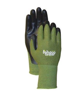 Bamboo Gardener w/ Nitrile Gloves, Medium
