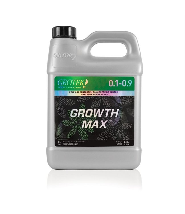 Grotek Grotek Green Line Growth Max 1L  (Kelp Concentrate)
